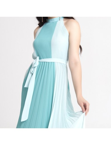 Mint Long Dress